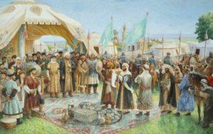 Почему Волжская Булгария приняла именно ислам, а не иудаизм или христианство?